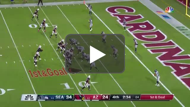 [Highlight] Murray to Kirk for the TD, Cards make it a 1-score game!