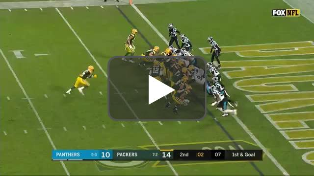 [Highlight] Gerald McCoy devours Jamaal Williams in the backfield to close out the half!