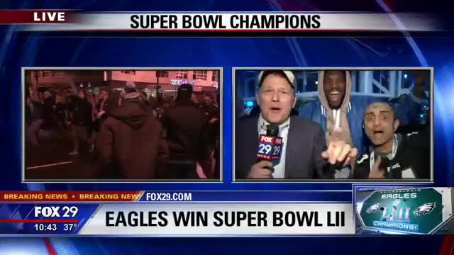 FOX 29 News Special: Chase for a Championship   Fox   Clippit