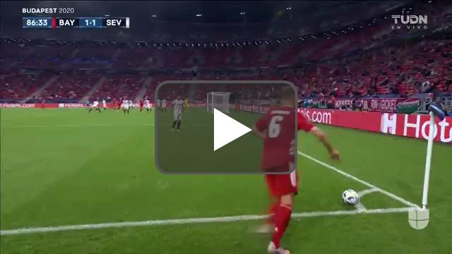 Manuel Neuer save vs. Sevilla 86'