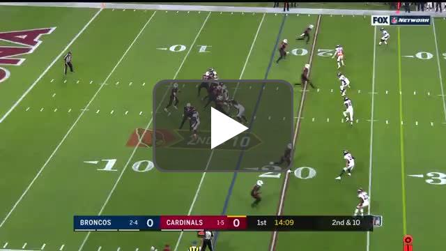 [Highlight] Todd Davis pick 6