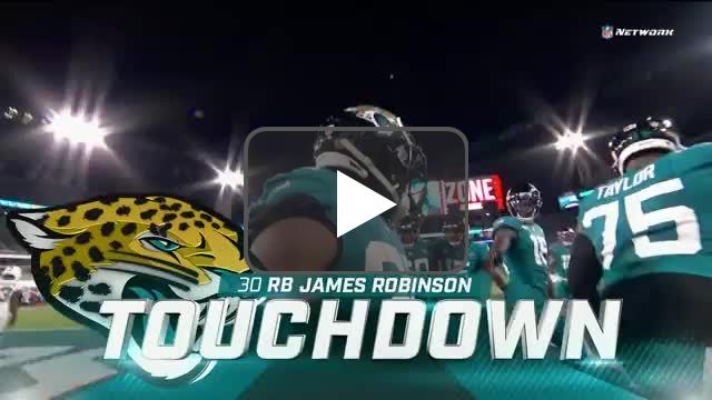 [Highlight] James Robinson rushes it in to put the Jags one the board