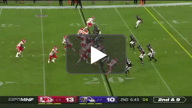[Highlight] Mahomes hits Tyreek with a dime touchdown