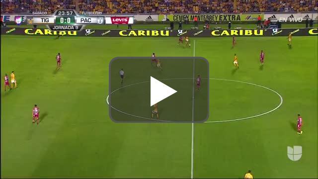 Fútbol: Liga MX: Tigres UANL vs  Pachuca | Univision | Clippit