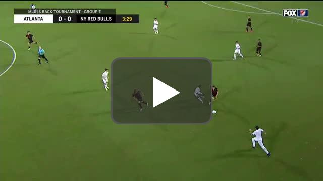 Atlanta United 0-1 NY Red Bulls - Florian Valot 4'