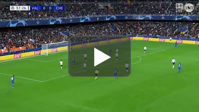 Cillessen great save vs Chelsea