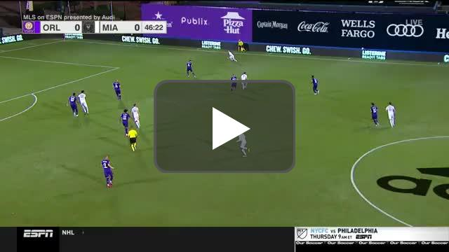 Orlando City 0-1 Inter Miami - Juan Agudelo 47'