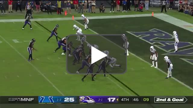 [Highlight] Mark Andrews scores his 2nd TD of the game.