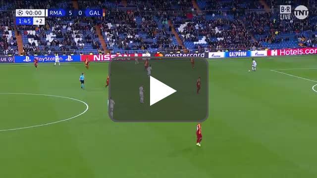 Real Madrid 6-0 Galatasaray - Rodrygo 90'+2' (Hat-Trick)