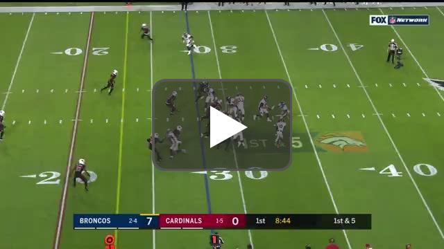 [Highlight] Courtland Sutton diving TD catch