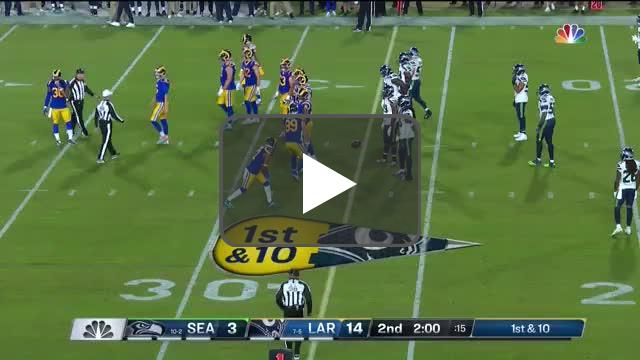 """[Highlight] """"We need the cheerleaders off the field please"""""""